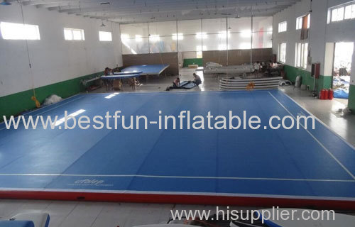 Custom Huge Air Tumbling Track