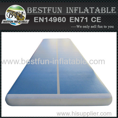 DWF inflatable air track tumble track