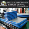 Gymnastic inflatable tumble track mat gymnastics manufacturer