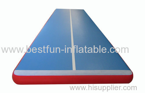 China Gym inflatable air track gym inflatable tumbling mattress