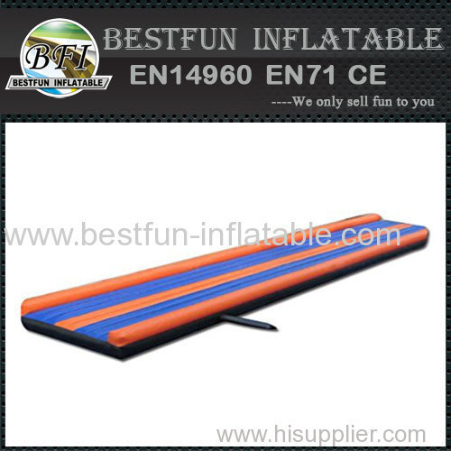 Inflatable air track tumble inflatable tumble track inflatable sport
