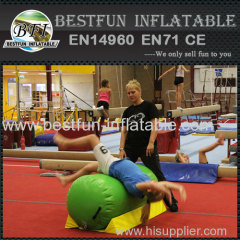 Factory provide inflatable air track gymnastics with lower price