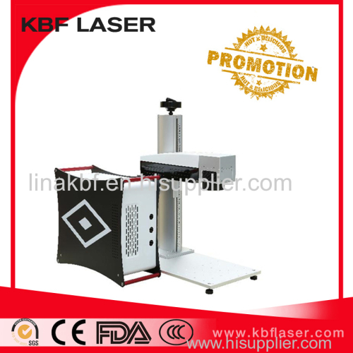 20w fiber ring sheep ear tag laser marking machine for jewellery