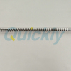 clear single tube quartz ir heater