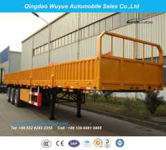3axles Utility Trailer or Truck Trailer