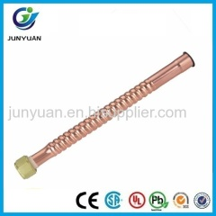 "Customized Design Widely Used Hot Sales NSF/ANSI61-9 12""-36"" corrugated metal tube"