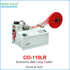 CREDIT OCEAN economic woven tape cutting machine