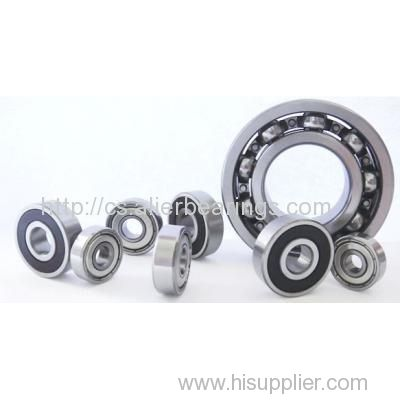 5*19*6 mm roller skates deep groove ball bearings