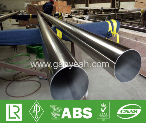 Welded Stainless Steel Tubes And Pipes