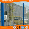 PVC Coated 3D Panel Fence