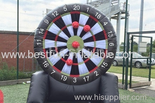 Inflatable Dartboard Soccer dart-SG0244B