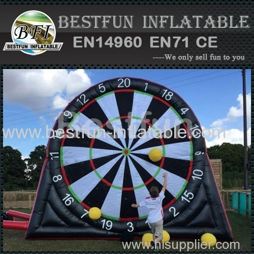 Inflatable Dartboard Throwing Games