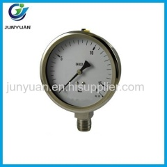 2017 Hot Sale shockproof pressure gauge