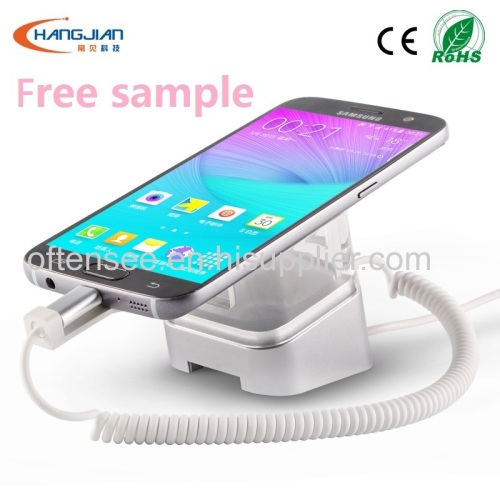 for huawei mobile security alarm display stand with anti shoplifting function