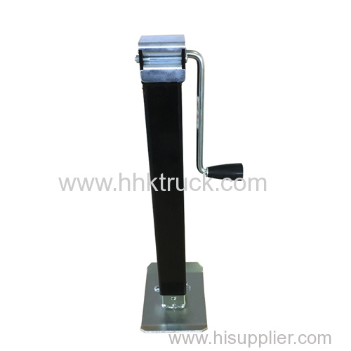 Square Tube Heavy Duty Trailer Jack