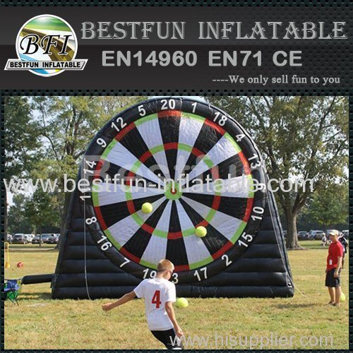 Velcro inflatable Dart board