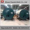 1 ton diesel fired steam boiler