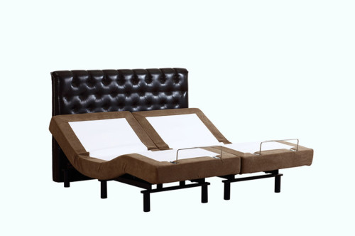 Home Furniture Electric Bed Adjustable Bed with Bed Skirt