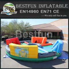 Hippo chomp Chow Down Inflatable Game chomp