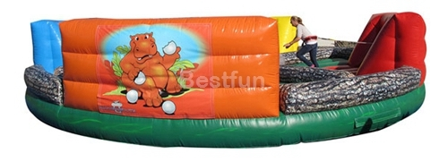 Inflatable games Hungry Hippo Chowdown