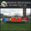 Inflatable Hungry Bungee Hippo Games