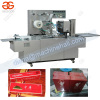 Automatic Cigarette Box Cellophane Overwrapping Machine