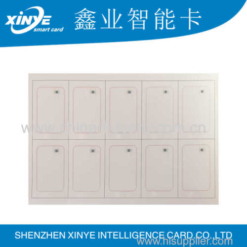 HF Inlay for RFID cards/ RFID card inlay