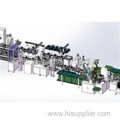 Automatic Motor Assembly Machine And Line For New Energy Automobile
