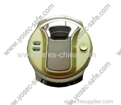 Fast access biometric keypad Fingerprint safe lock with FBI fingerprint sensor motorized locking mechanism