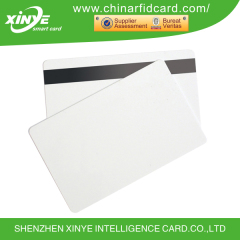 Plastic Magnetic Stripe Rfid Hotel Key Card