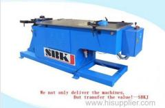 stainless steel elbow making machine