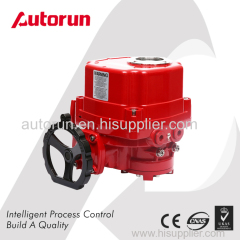 ON/OFF EXPLOSION PROOF ELECTRIC ACTUATOR