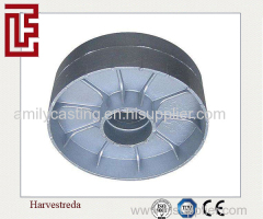 Chinese custom production casting wheel casting ASTM standard aluminum wheel