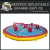 Wipeout Inflatable Challenge Game