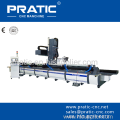 CNC Aluminum Profile Milling Machining Center