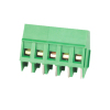 UL/CE ROHS Screw Terminal Blocks Specifications pitch 5.0mm