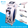 Multifunctional magneto-optical hair removal instrument