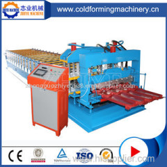 Glazed Wall Tile Machine High Quality Color Coated Steel