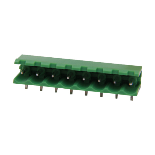 15A Professional plug in terminal blocks pitch 5.0/5.08/7.5/7.62mm