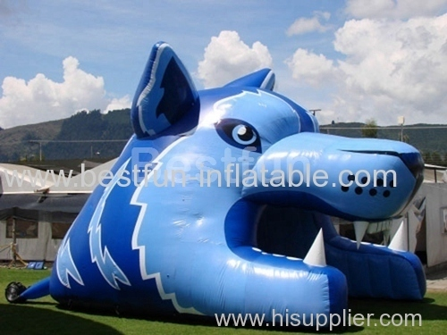 HEAD INFLATABLE SPORTS ENTRY TUNNEL