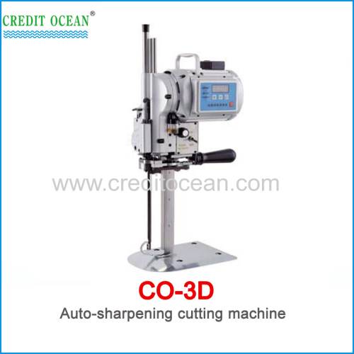 CREDIT OCEAN cloth end cutting machine with fixed handle / free handle