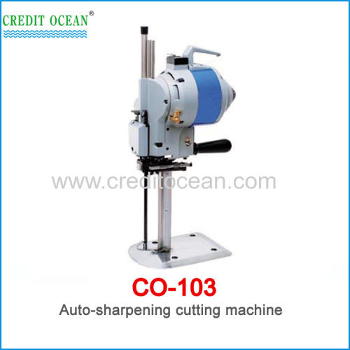 CREDIT OCEAN auto-sharpening cloth fabric cutting machine