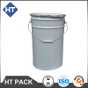 25L chemical tin bucket chemical drum tin pail