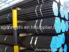ASTM A106 GR.B sch40 seamless steel tube factory