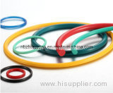 Silicone Rubber O-Ring Resistance to High Temperature Ffkm O-Ring