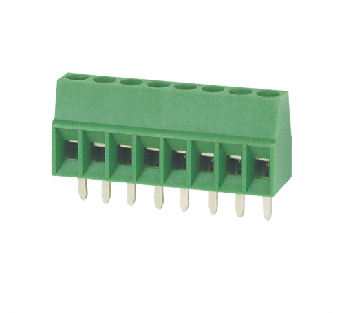 26-18 AWG 2.54 pitch Screw Terminal Block Terminal Block Cable Connector