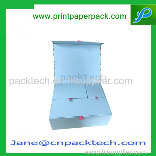 Custom Printed Rigid Packing Boxes Wedding Gift Box Cardboard Box Paper Gift Box