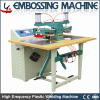 high frequency welding embossing machine