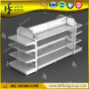 Light duty supermarket grocery store gondola shelving fixtures suppliers