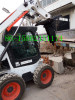 skid loader hydraulic breaker attachments